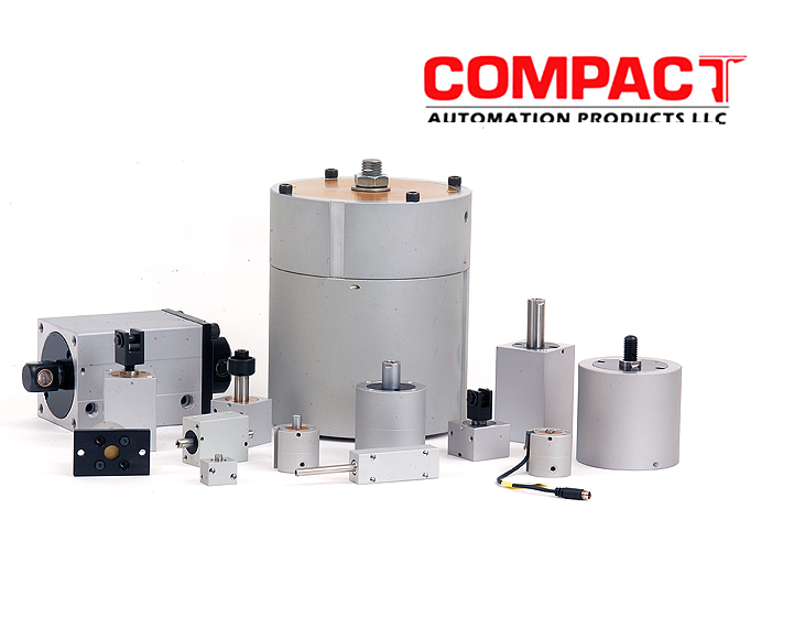 Compact pneumatic products available from MK Air Controls