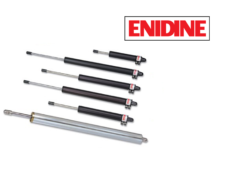 Enidine pneumatic products available from MK Air Controls
