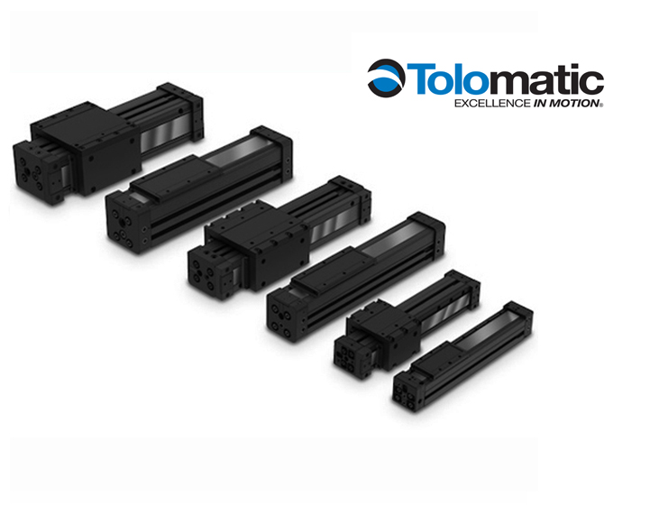 Tolomatic pneumatic products available from MK Air Controls